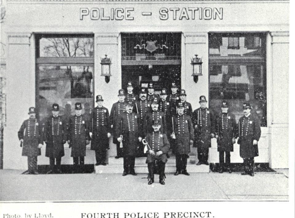 Lansingburgh Police Department 4th Precinct 1880 Troy New York Troy Ny Police Precinct