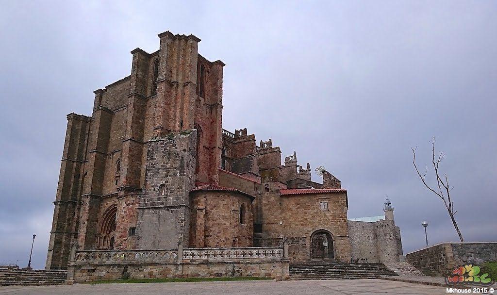 Iglesia de Santa Maria de la Asuncion @ Castro Urdiales, Spain ... - Mkhouse 2015