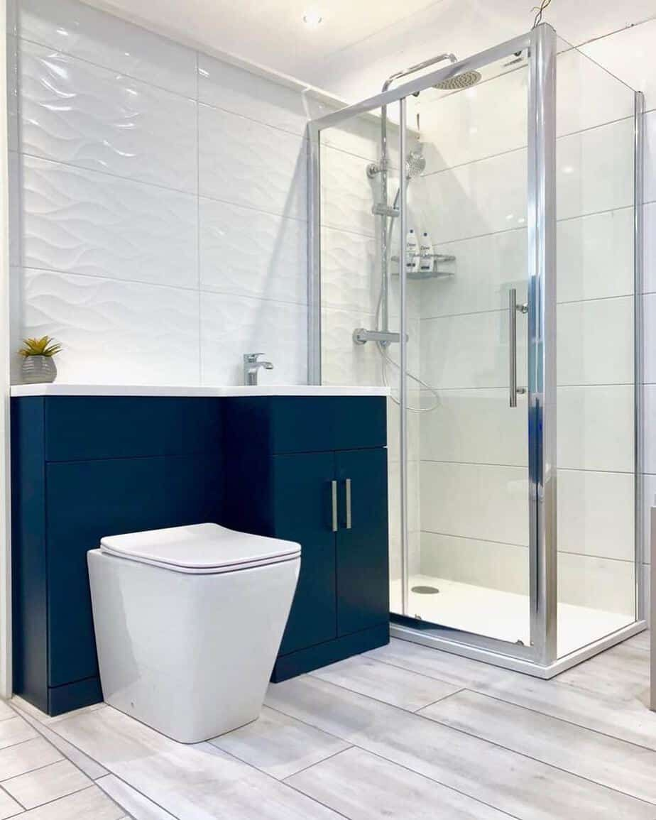 Nice 10 Bathroom Color Trends 2020 Some Of The Most Unique And Exciting For Your Property Fo In 2020 Trending Bathroom Colors Bathroom Trends Bathroom Design Trends