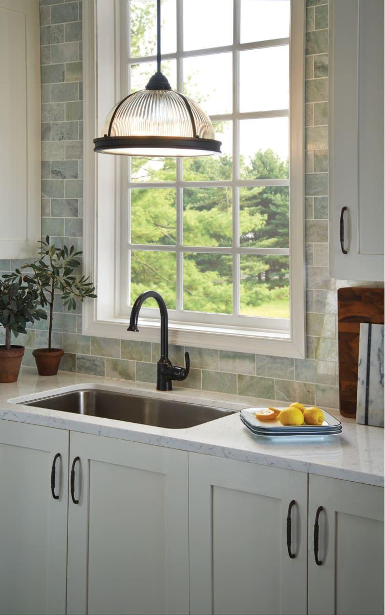 Sea Gull Lighting 65060 Kitchen Sink Lighting Rustic Kitchen Design Home Decor Kitchen