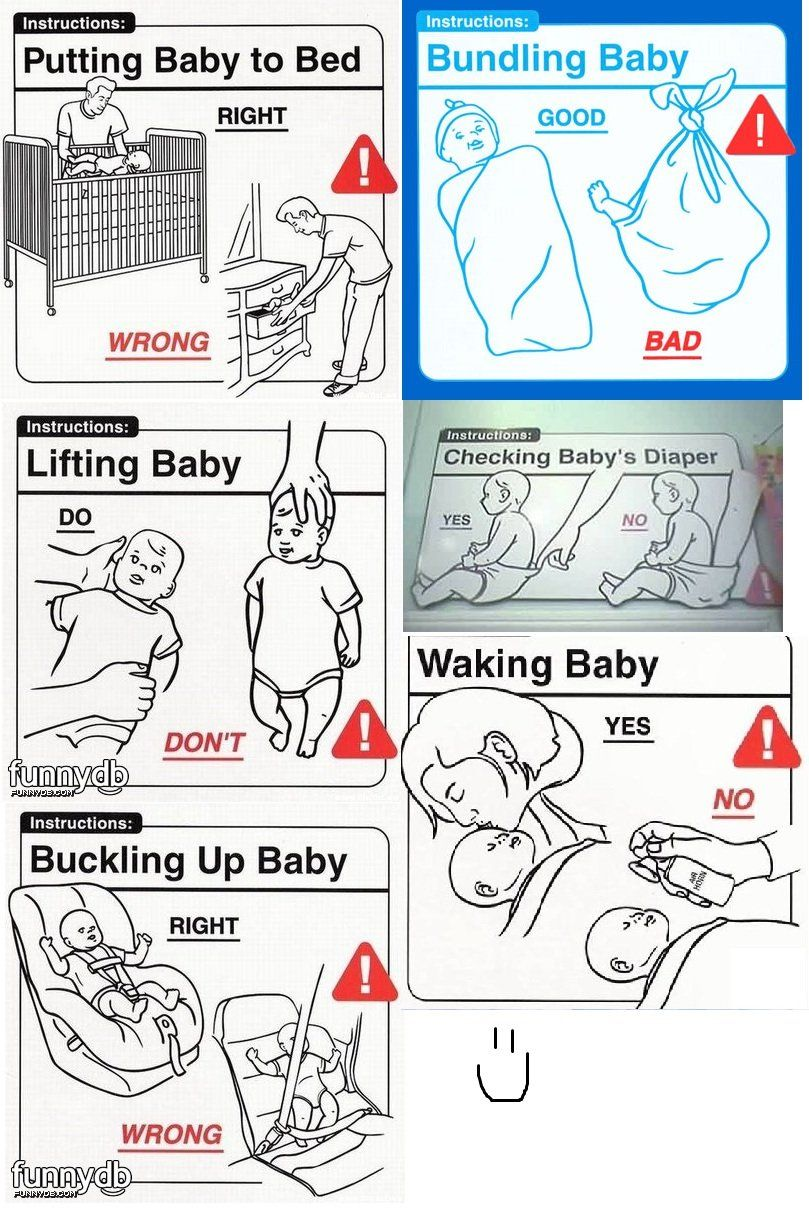 Image Result For Funny Instructions Hilarious Instruction Dos And