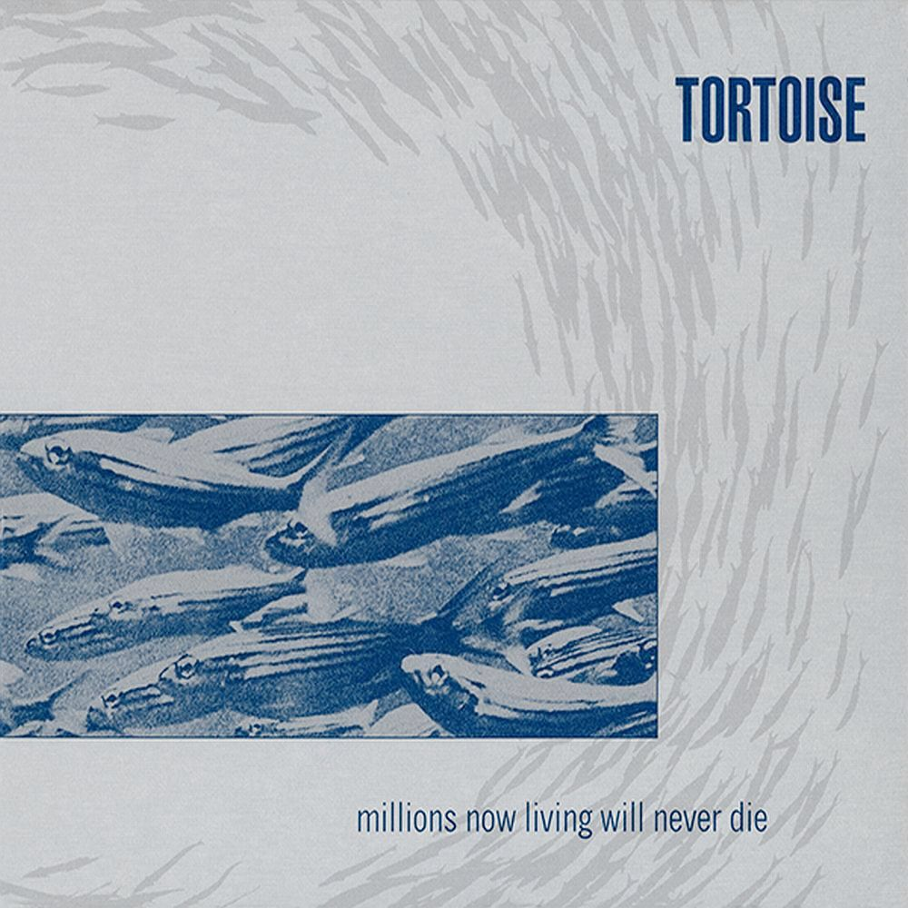 Tortoise Millions Now Living Will Never Die Thrill Jockey 1996 Musica Cds