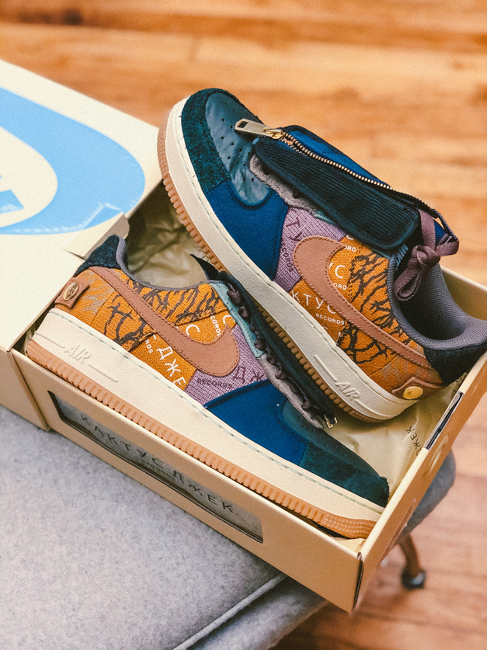 Travis Scott Air Force 1 Shoes Release Date Nike air