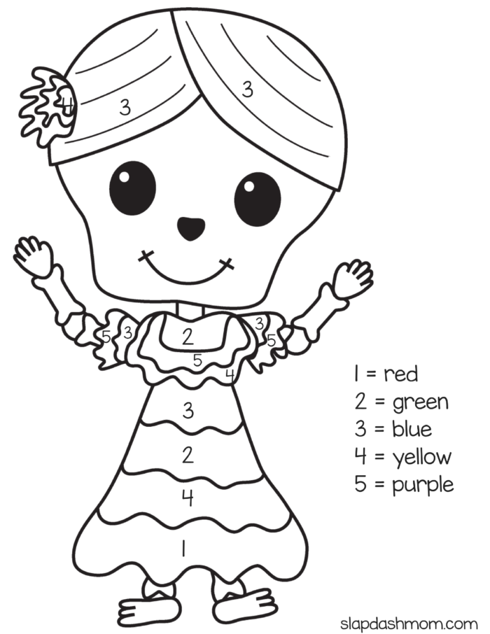 - Day Of The Dead For KidsDia De Los Muertos Unit Study Kids Coloring  Books, Kids Art Projects, Halloween Preschool
