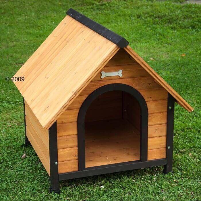 Resultado de imagen para casas para perros casas para - Caseta perro madera ...