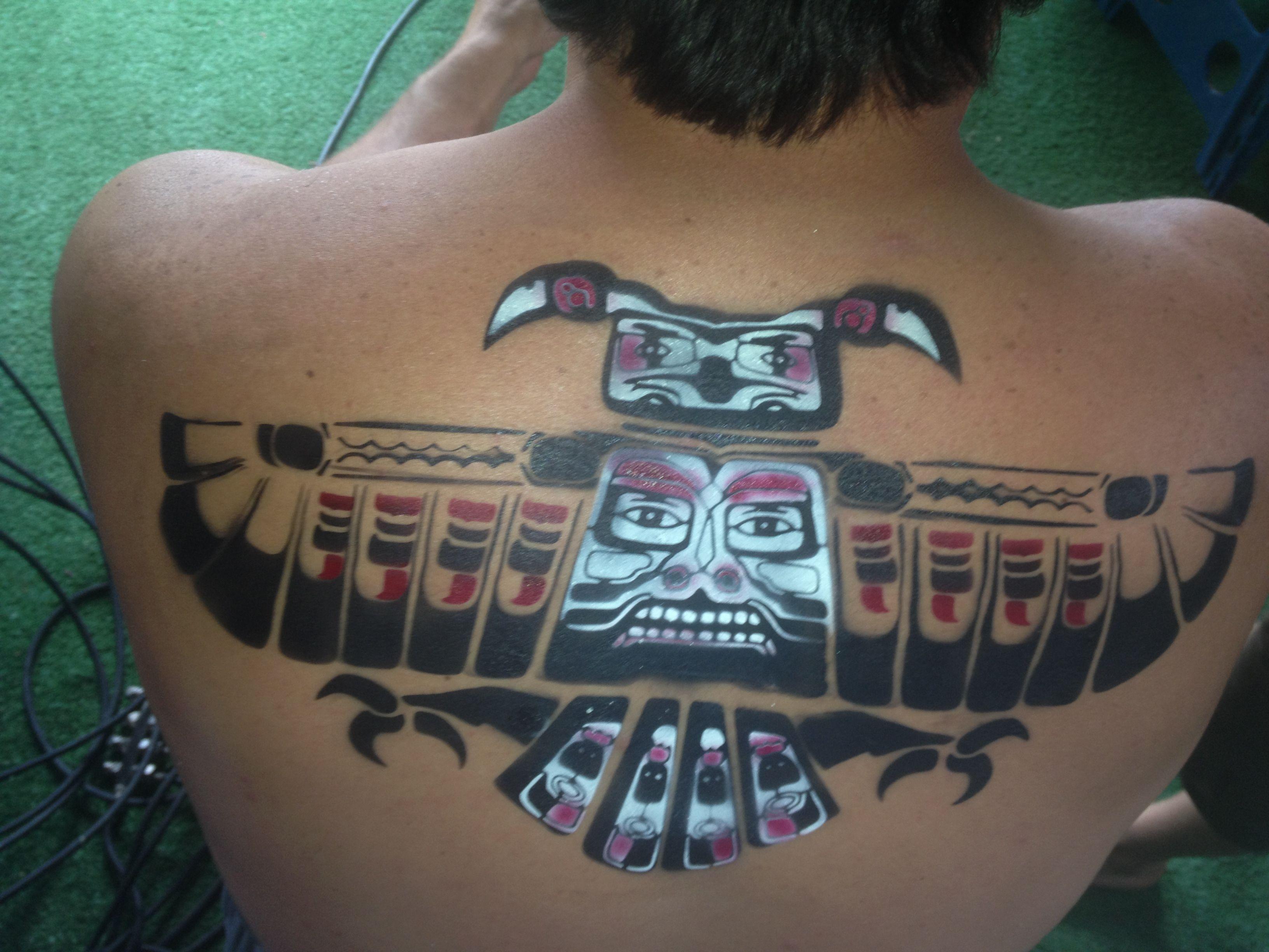 Custom temporary tattoo copy of anthony kiedis red hot for Custom temp tattoos