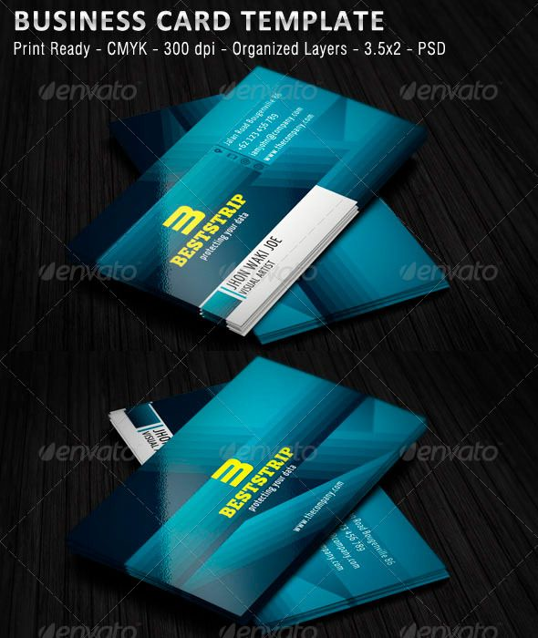 Personal Business Card v1 | Business cards, Business and Psd templates