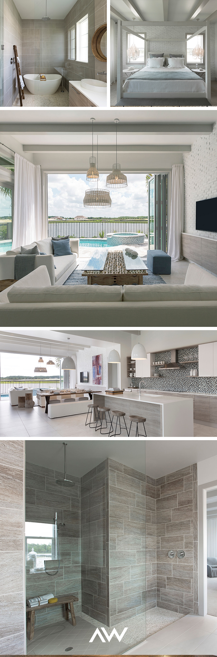Come see this gorgeous model home in LaMorada in Naples, FL ...
