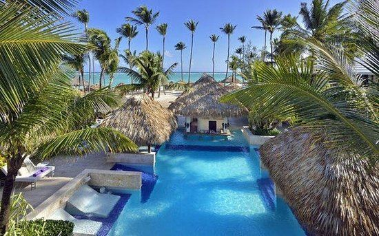 Best Resort In Punta Cana Paradisus Dominican Republic Caribbean Luxury Hotel Vacation From Clic Vacations