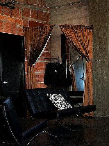 Dressing Room Curtains Bedroom Betthimmel Bett Himmel