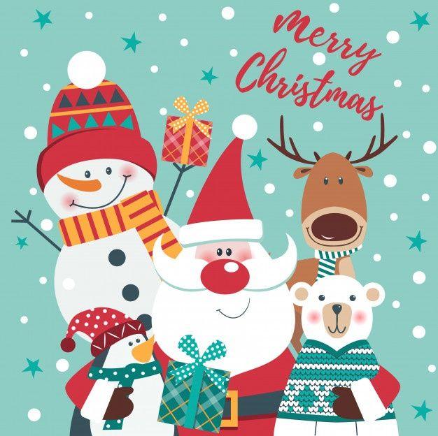 Tejer patrón para un petirrojo Navidad festiva Navideño