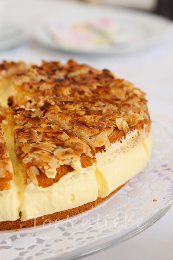 Bienenstich occasion cakes binenstich kuchen for Kuchen volker hosbach