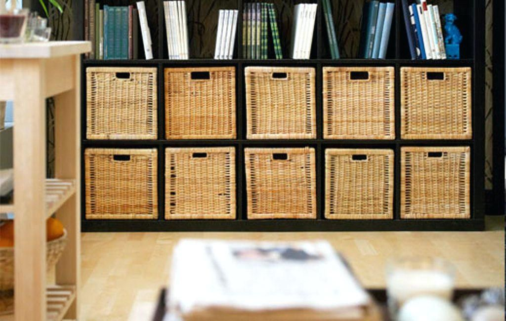 Baskets Ikea Storage Units Cube