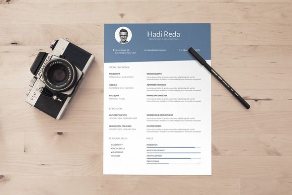free this week  check out a4 curriculum vitae resume