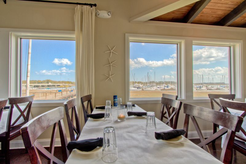Coastal Kitchen ~ waterfront dining at its' best, St. Simons Island ...