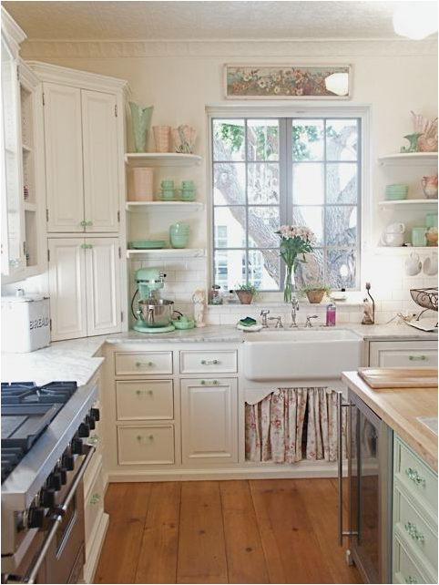 Cottage Kitchen Design Impressive English Cottage Kitchenlove The Corner Storage And The Design Inspiration