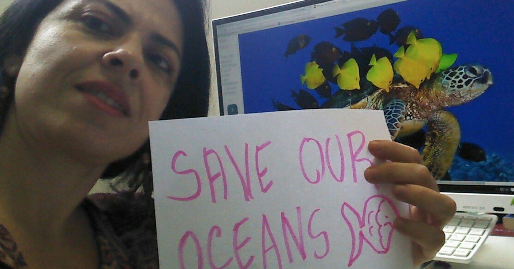 Avaaz - Líderes mundiais: protejam 30% dos nossos oceanos