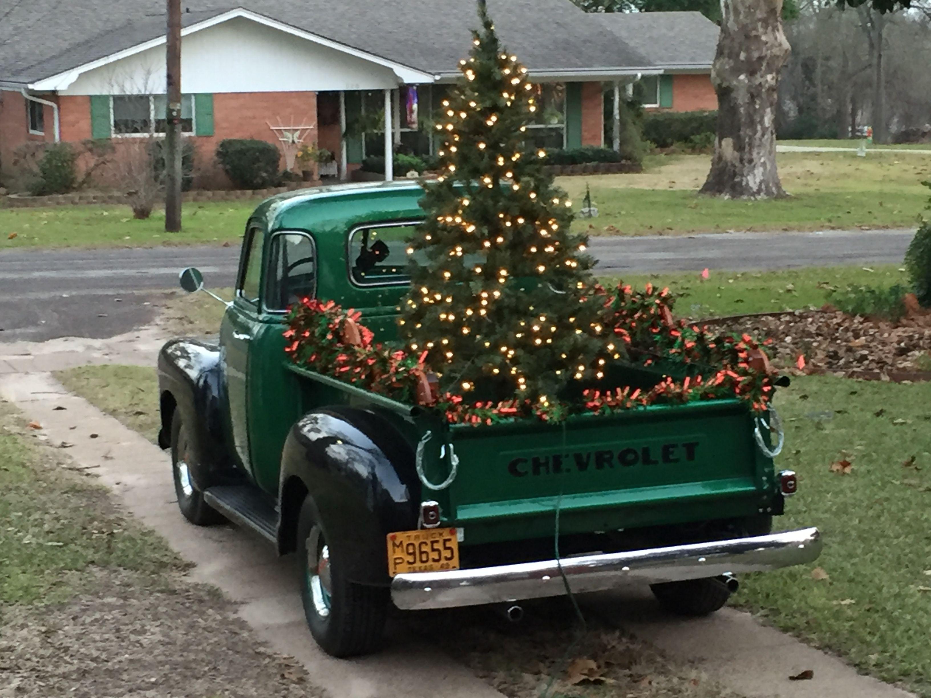 Chevrolet Christmas Tree
