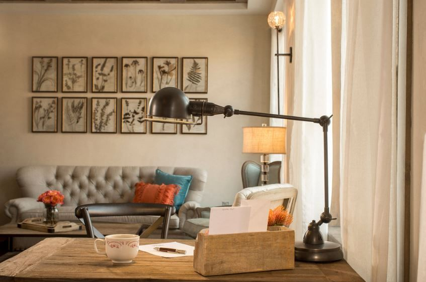 Butterfly room boarding house desk lamp living decor home goods also pin by natalie dauenhauer on guestrooms in rh pinterest