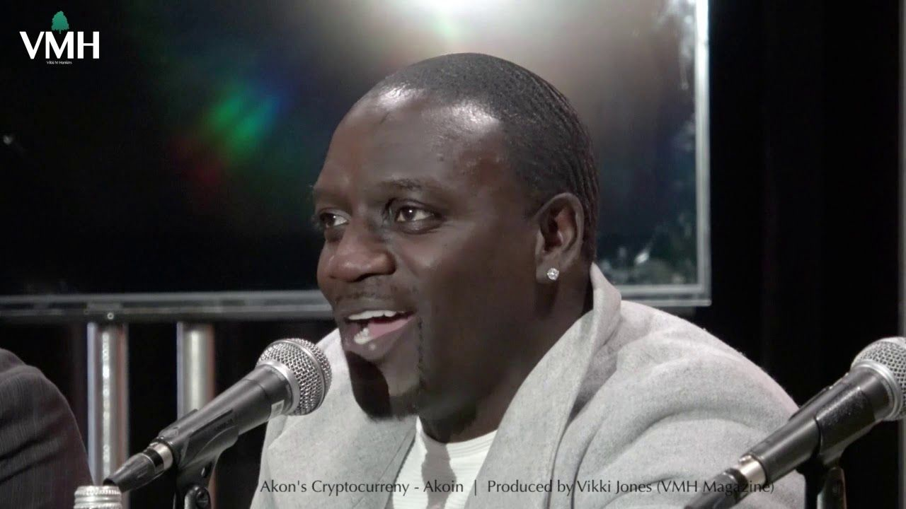 Akon Talks Cryptocurrency Akoin For African Entrepreneurs At
