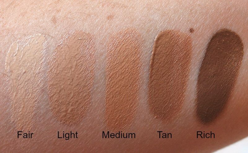 It Cosmetics Your Skin But Better CC Cream Swatches | Swatch ...