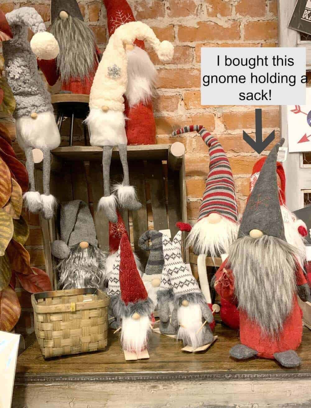 How To Make Christmas Gnomes  Sew And No Sew  Sock  Instructions