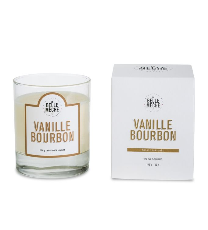 bougie parfum e vanille bourbon bougie parfum e vanille bourbon et bougies. Black Bedroom Furniture Sets. Home Design Ideas