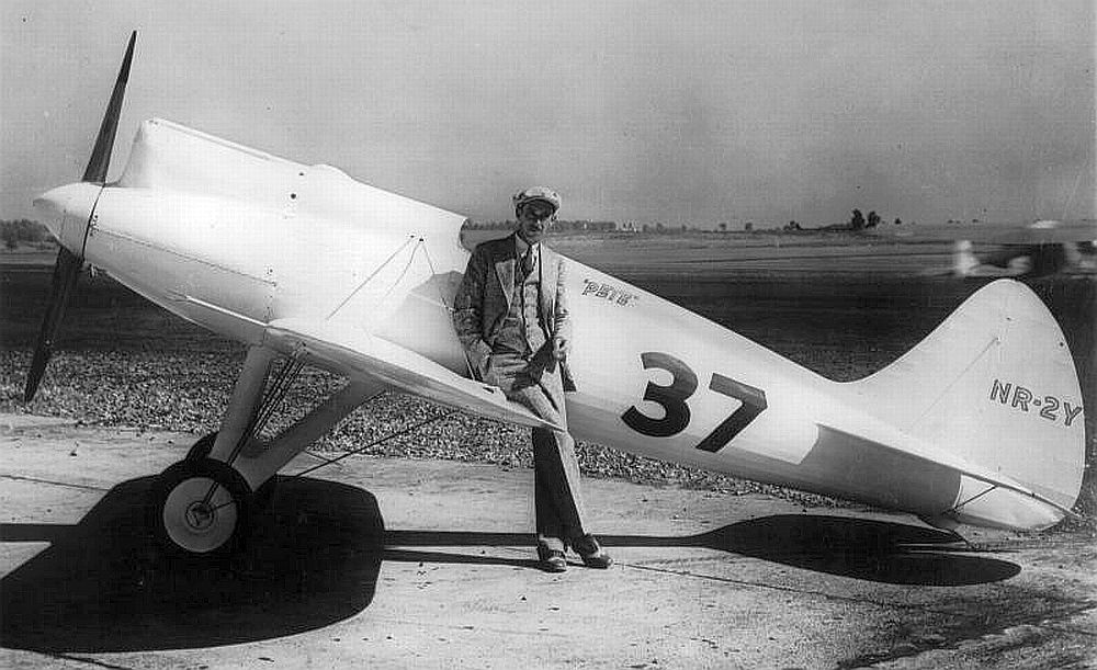 Howard Dga 3 And Benny Howard Aircraft Images Aviation