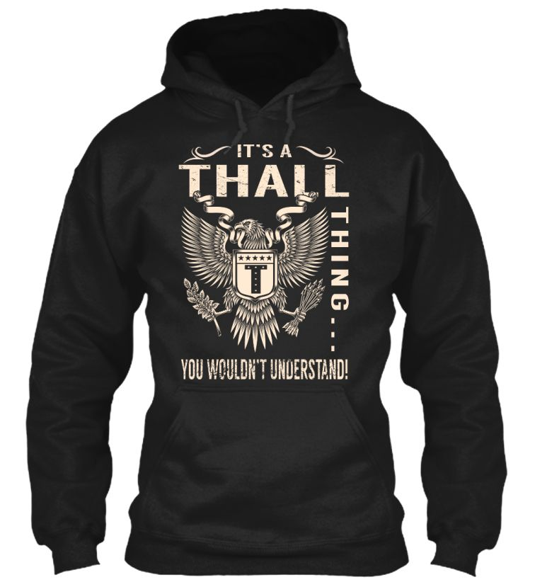 Its a THALL Thing #Thall