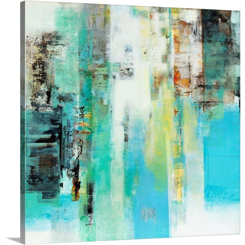greatbigcanvas 24 in x 24 in serie caminos by ines on home depot paint sales this week id=48711