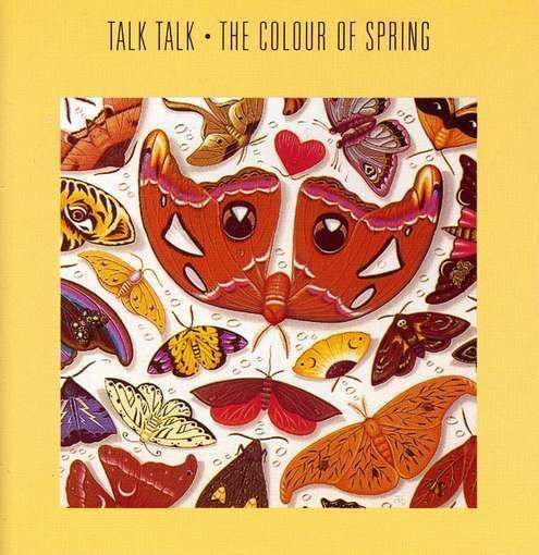 TALK TALK COLOUR OF SPRING (  AUDIO DVD) LP
