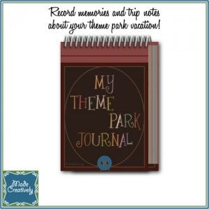 How will you keep track of your Disney vacation's magical moments? With this Theme Park Journal! Easily record notes and memories using the 9 tab dividers and 59 pages which are included. With autograph pages and Keepsake Pockets included, everything you need is in one book! The journal is easy to assemble - simply print as many pages as you need, cut them out and bind together. Great for all ages!