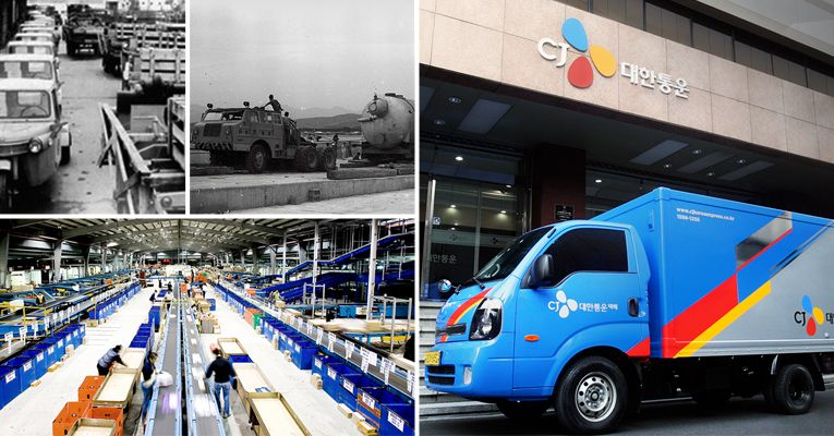 CJ Korea Express acquires 50% stake in Darcl Logistics