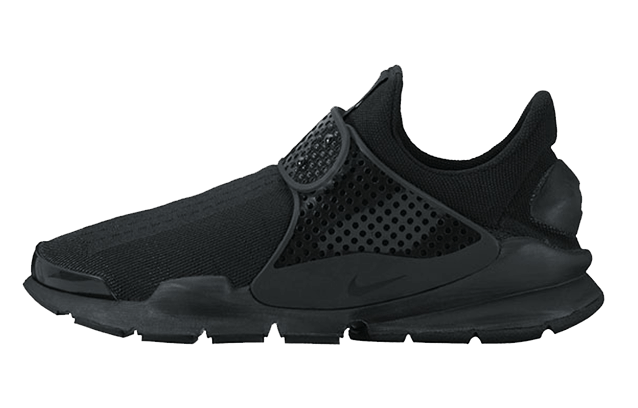 hot sale online 8b923 e0706 nike sock dart medium grey the