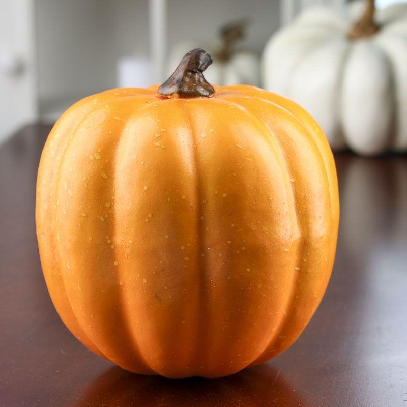 Decorative Artificial Pumpkin Halloween Decorations Pinterest - halloween decorations for sale