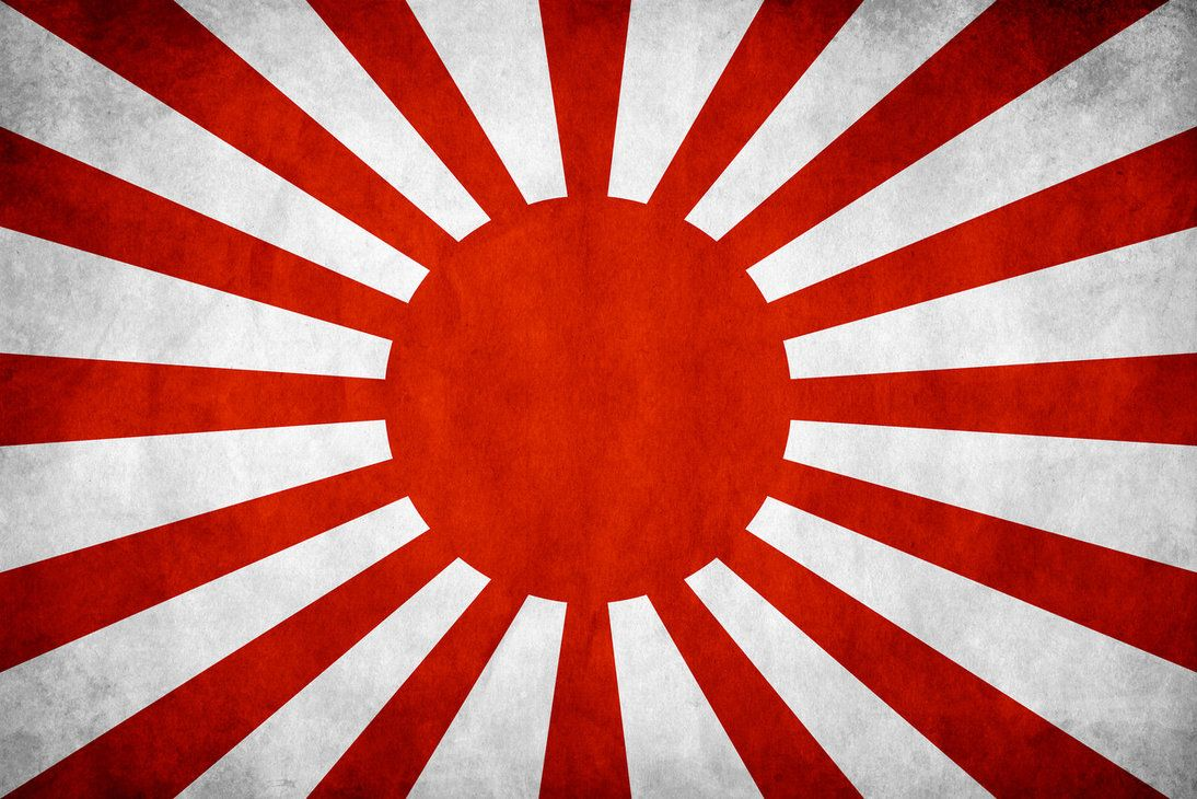 Rising Sun Flag Is Traditional Flag Of Japan In 1879 It Was Established As Regimental Colors Now It Is Used As A R Japan Flag Rising Sun Flag Japanese Flag