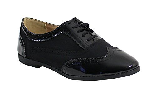 By Shoes - Chaussure Plate Style Derby - Femme   Gimme!!! Gimme ... 0167e1973faf