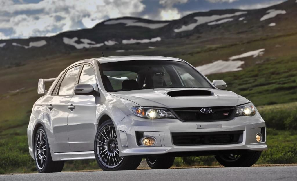 The Ten Worst Cars To Give To Teenagers   8. Subaru WRX