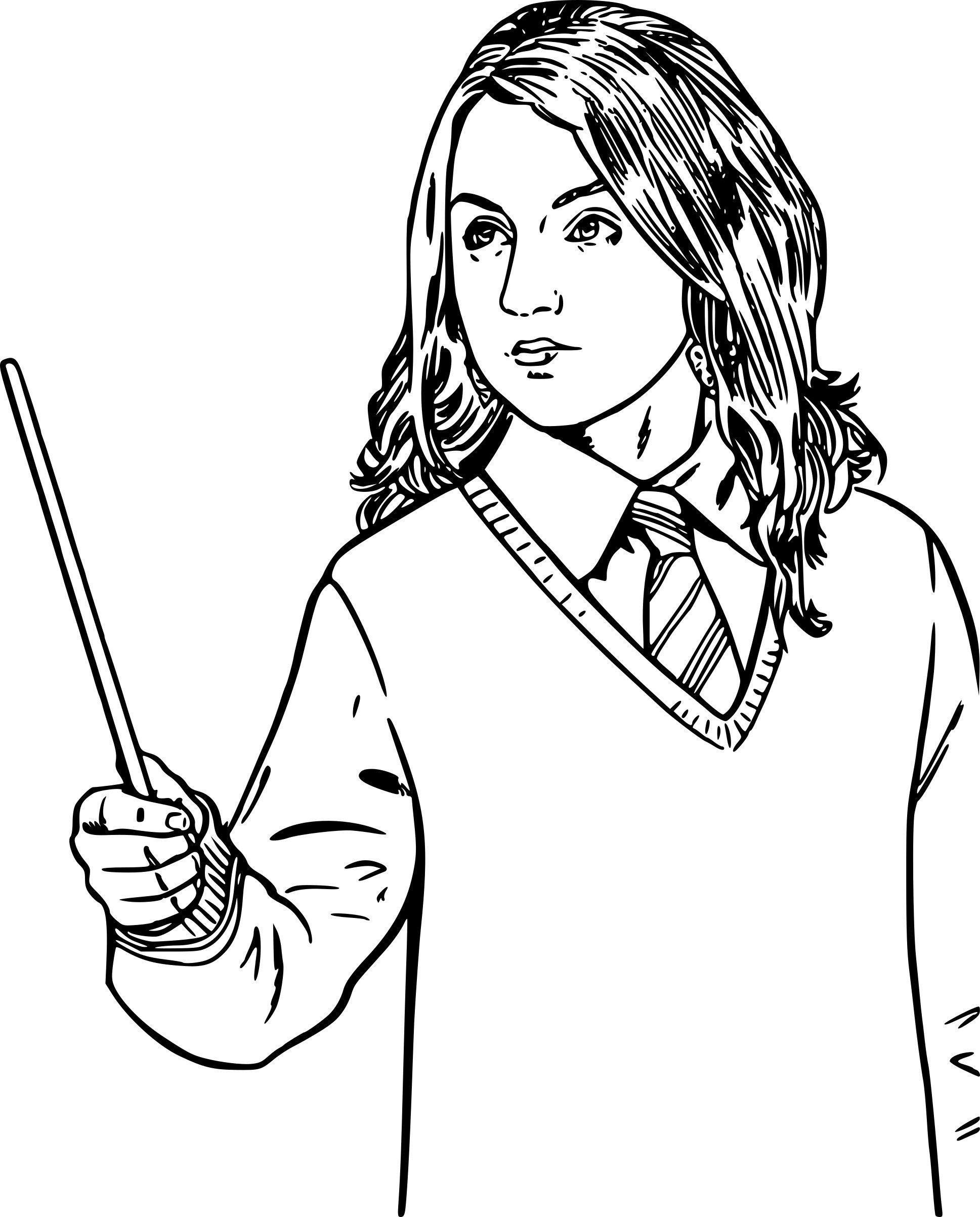 Neu Coloriage Harry Potter Pop
