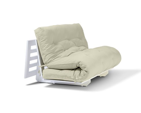 Sofá cama, muito estiloso...