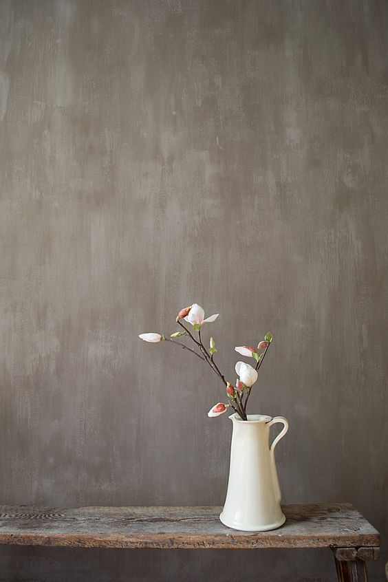Photo of DIY – A painted concrete-looking wall