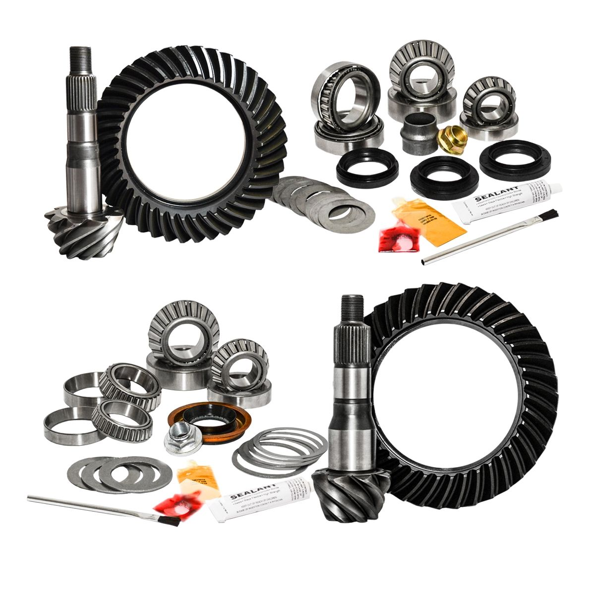 Amp Newer Toyota Tacoma 8 75 Gear Package Kit