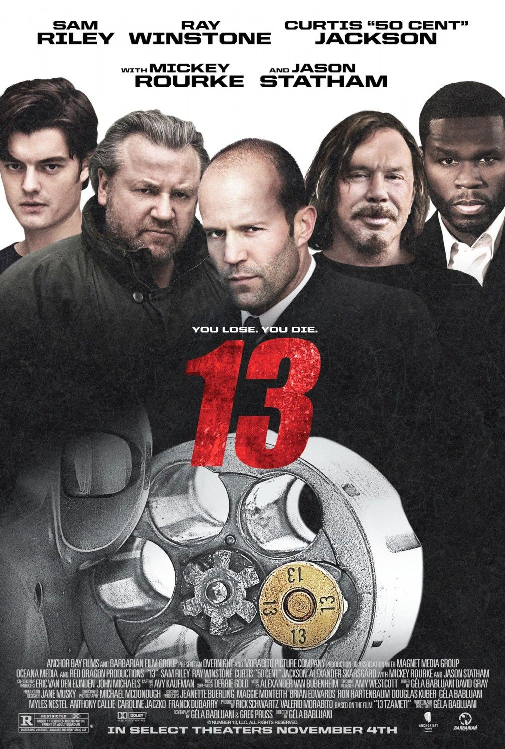Image result for number  13 in movies