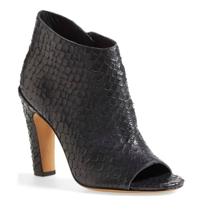 The Best Peep-Toe Ankle Booties - Connecticut in Style