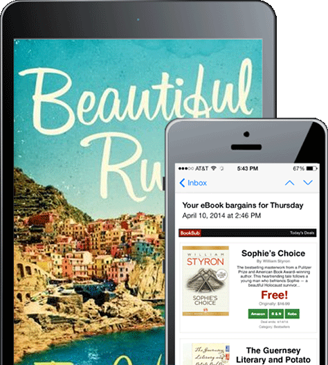 Bookbub free ebooks great deals on bestsellers youll love bookbub free ebooks great deals on bestsellers youll love fandeluxe Images