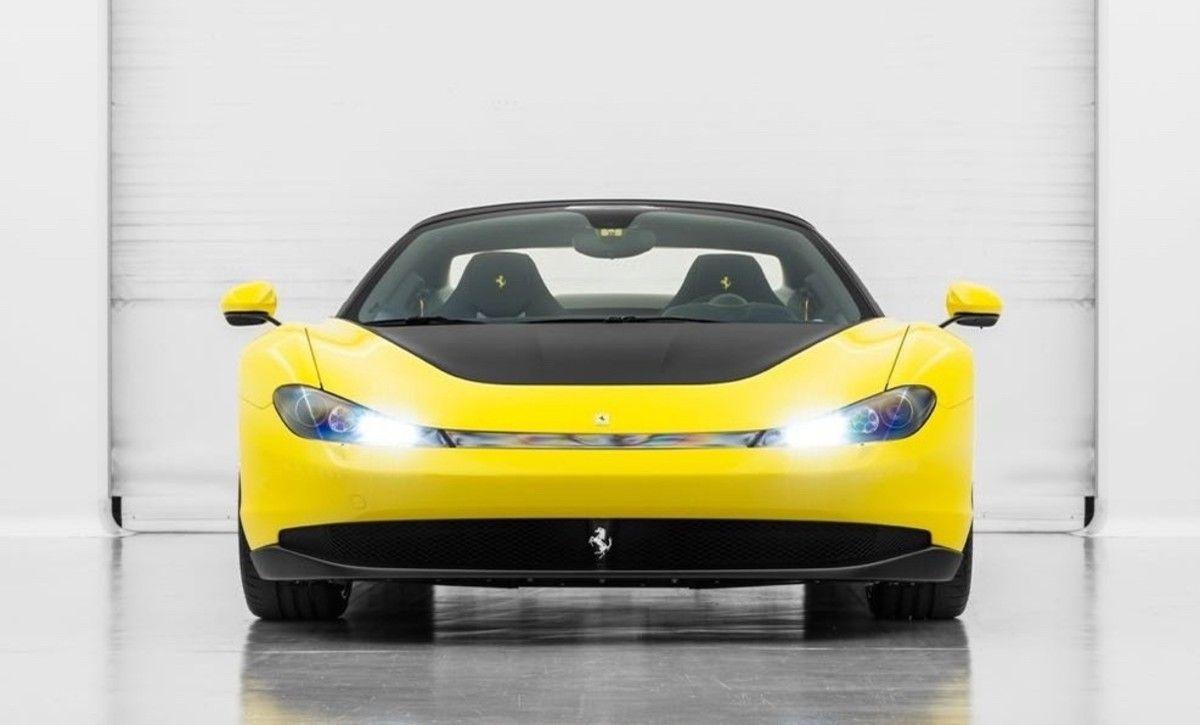 One Of The Rarest Modern Ferraris Can Be Yours For Six Million Dollars Dream Cars Ferrari Super Cars