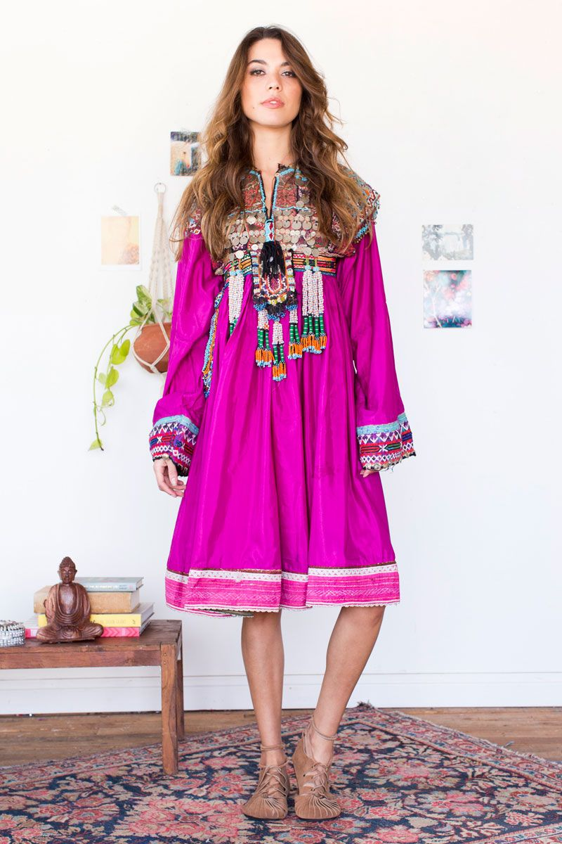 Pashtun Dress | outfits | Pinterest