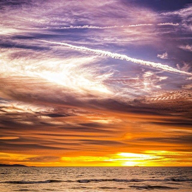 Monday Morning Inspiration ️ #purakai #sunrise #sunset #beachlife #inspiration : @sethandrewphotography