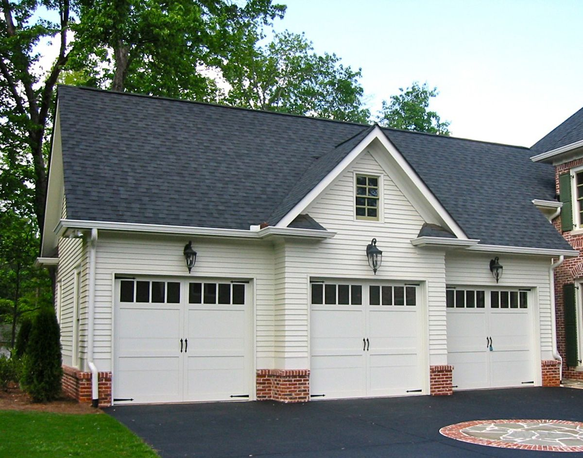 House design with garage - Plan 29859rl Colonial Style Garage Apartment