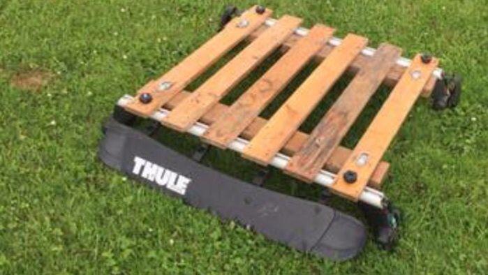 Mk4 thule roof rack | mk4 | Pinterest | Thule roof rack ...